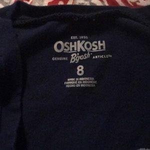 OshKosh B'gosh Shirts & Tops - Oshkosh sequined shirt Size 8